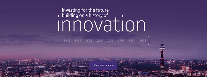 BT Mobile - innovation