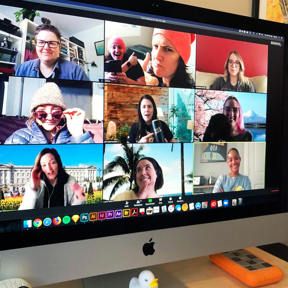 Meetings on Zoom